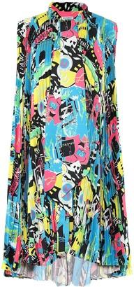 Balenciaga Printed minidress