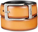 Original Penguin Men's Amigo Reversible Leather Belt