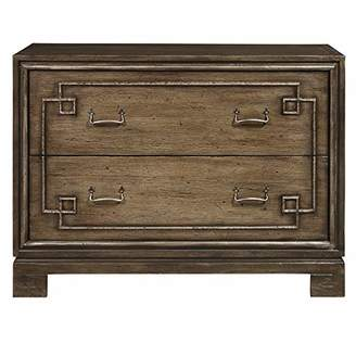Pulaski Modern Two Drawer Chest Accents