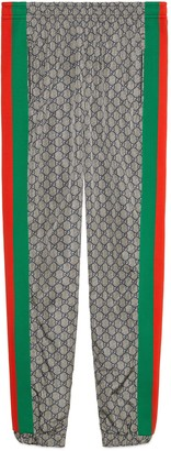 Gucci Oversize GG nylon track bottoms