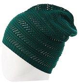 Charlotte Russe Open Knit Beanie