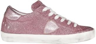 Philippe Model Glittered Sneakers