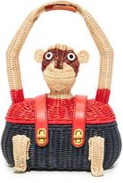 Tory Burch Monkey Tote