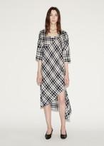 Rachel Comey Plaid Grateful Dress