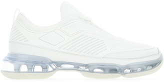 Prada Cloudbust Lace-Up Sneakers