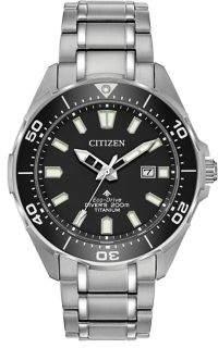 Citizen Promaster Diver Eco-Drive Super Titanium Watch