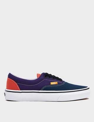 Vans Era Sneaker In Violet/Forest