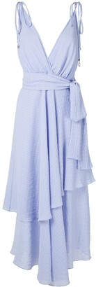 Olympiah Begonia maxi dress