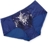 Wacoal Wild Seduction Hipster Briefs, Navy Multi
