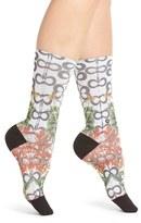 Stance Women's Lattice Wall Crew Socks