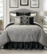 Veratex Deville Damask Jacquard Comforter Set