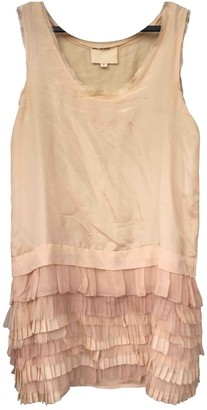 Gat Rimon Pink Silk Dresses