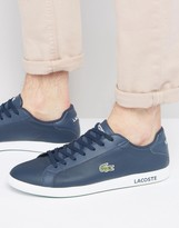 Lacoste Graduate Leather Trainers