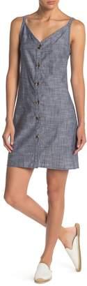 Cotton On Margot Button Down Woven Slip Dress