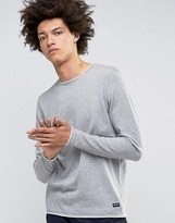 ONLY & SONS Knitted Sweater with Rolled Neck & Hem