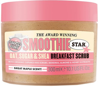 Soap & Glory Smoothie Star Breakfast Scrub Body Exfoliator