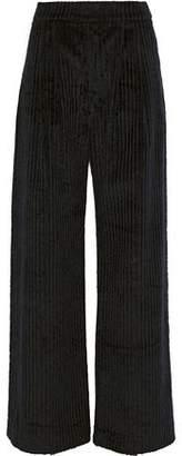 Michael Lo Sordo Cotton-chenille Wide-leg Pants