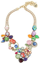 Betsey Johnson Boardwalk Sweets Statement Necklace