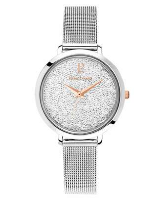 Pierre Lannier Women's Analogue Quartz Watch with Solid Stainless Steel Strap 107J608