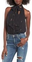 Astr Women's Halter Bodysuit