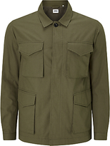 Edwin Corporal Field Jacket, Military Green