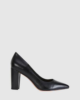 Sandler - Women's Black All Pumps - Lyric - Size One Size, 7 at The Iconic