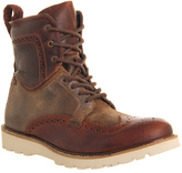 Ask the Missus Active Wedge Brogue