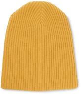John Elliott - Ribbed Wool And Angora-blend Beanie - Mustard