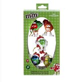M&M's M & M Kurt Adler Miniature Ornaments, 5-Pack