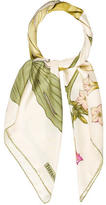 Tiffany & Co. Printed Woven Scarf