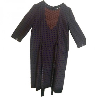 A.P.C. Brown Cotton Dresses