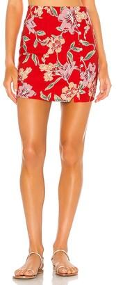 Privacy Please Balboa Mini Skirt