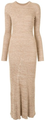 ANNA QUAN Fitted Knit Dress