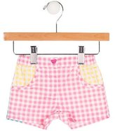 Agatha Ruiz De La Prada Gingham Heart Shorts