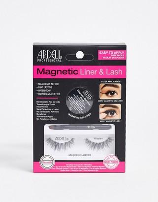 Ardell Magnetic Lash Kit - Wispies-Black