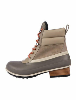 Sorel Slimpack III Hiker Leather Lace-Up Boots