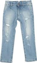 Paolo Pecora Denim pants - Item 42634128