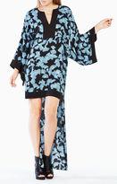 BCBGMAXAZRIA Worina Floral Print Dress