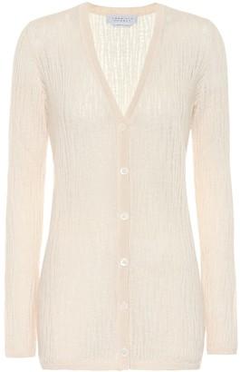 Gabriela Hearst Cata cashmere and silk cardigan