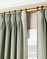"""Eastern Accents Each 20""""W x 108""""L Curtain - Right"""