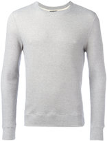 A.P.C. crew neck jumper - men - Cotton/Polyester/Viscose - XXL