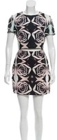 Bec & Bridge Printed Mini Dress