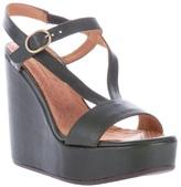 Chie Mihara Wedge platform sandal
