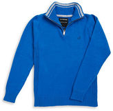 Calvin Klein Jeans Boys 8-20 Half-Zip Sweater