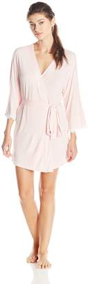 Honeydew Intimates Women's All American Lace Robe