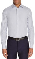 Armani Collezioni Stripe Regular Fit Button-Down Shirt