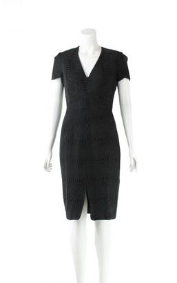 Zac Posen Black Synthetic Dresses