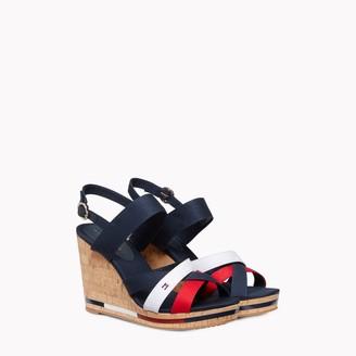 Tommy Hilfiger Classic Wedge Sandal