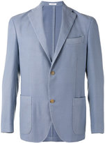 Boglioli Giacca blazer - men - Silk/Cupro/Virgin Wool - 48
