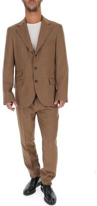 Brunello Cucinelli Slim Fit Suit